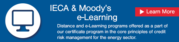 IECA & Moody's e-Learning